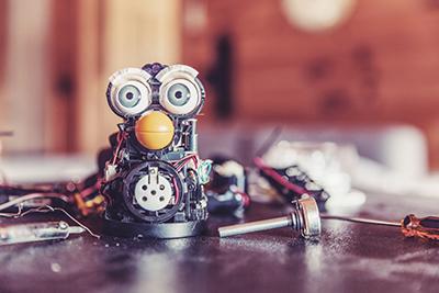 Los robots en el sector de la construcción